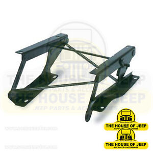 Seat Riser Fold Forward Oe Style Passenger Side 1976 1995 Jeep Cj5 Cj7 Cj8