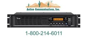 New Icom Fr5000 14 Vhf 136 174 Mhz 50 Watt 32 Ch Digital analog Repeater