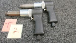 2 Air Speed 948b 3 16 Rivet Gun Hydraulic Riveting Pneumatic Tool Hand Used
