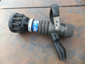 Tft Task Force Tip Automatic Fire Nozzle 1 3 4 Nh 50 350 Gpm Pistol Grip