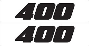 400 Small Block Engine Decal Stickers By Metro Auto Graphics Fits Chevy Gm
