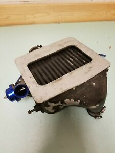 Original 84 86 Ford Mustang Svo Turbo Intercooler Turbo Innercooler E4zx6k775