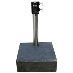 Granite Surface Check Comparator Stand Plate 6 X 6 X 2 Base