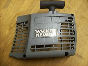 Wacker Bts630 Bts635s Cutoff Saw Recoil Starter Assembly New Oem 0213769