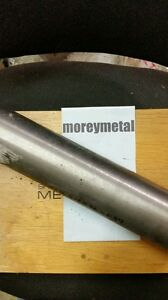 2 00 Dia X 12 Long Monel 400 Nickel Copper Round Rod Bar Stainless Steel