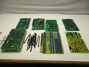 Coulter Multisizer 2 Circuit Board Parts Lot 1