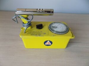 Victoreen Cdv 700 6b Geiger Counter Civil Defense Prepper Nuclear War Prep