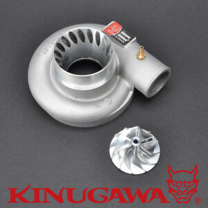 3 Anti surge Turbo Compressor Housing Billet Wheel Td05 Td06 25g