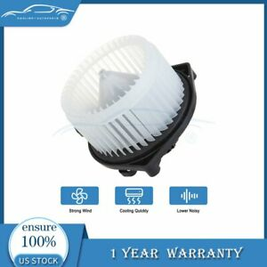 A C Car Heater Blower Motor W Fan Cage For 05 15 Toyota Tacoma 87103 04043