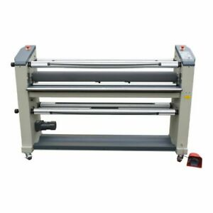 Us Qomolangma Precision Engineered 63in Wide Format Hot Thermal Laminator