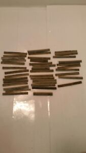 Lot Of 32 Used Honing Stones Assorted Item 1130
