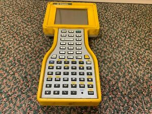 Tds Trimble Tsce Ranger Data Collector For Parts Not Working Stuck At Boot