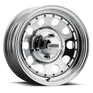 Unique 96 Modular Rim 16 5x8 25 8x165 1 Offset 3 Chrome quantity Of 1