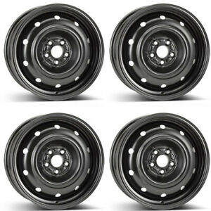 4 Alcar Steel Wheels 9552 6 5x16 Et48 5x100 For Subaru Outback Forester Legacy I