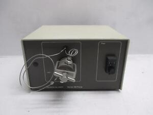 Pe Perkin Elmer Series 100 Pump Lab Hplc Liquid Chromatograph So