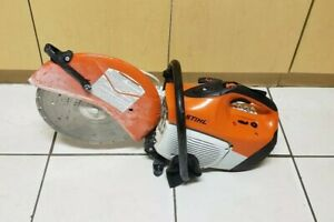 Stihl Ts420 Gas Concrete Cut off Saw