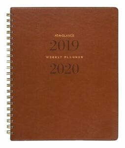 At a glance Signature Collection 13 month Academic Planner 8 4 X 11 2019 2020