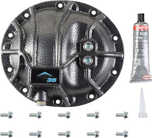 10023535 Spicer Dana 35 Rear Nodular Iron Differential Cover