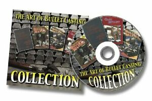 ART OF BULLET CASTING COLLECTION By Wolfe Publishing Company **BRAND NEW**