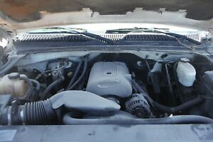 01 07 Chevy Silverado Ls Engine Swap 6 0l