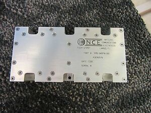 Natel Nce Power Supply Military Surplus Fscm 67257 995 06576 001 New