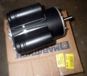 1 Hp Commercial Marathon Air Compressor Motor 115 208 230 Voltage 3450 Rpm