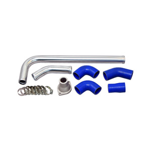 Cxracing Radiator Hard Pipe Kit For 74 81 Chevrolet Camaro Ls1 Engine Swap
