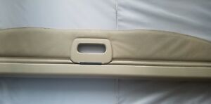 Mercedes Trunk Cargo Scrn Cover Tan Gray 57 Universal Car Vehicle Privacy Blind