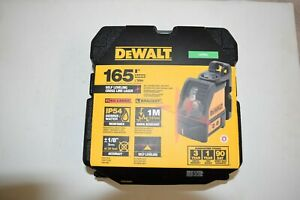 Dewalt Dw088 Cross Line Laser Level Self Leveling Horizontal Vertical With Case