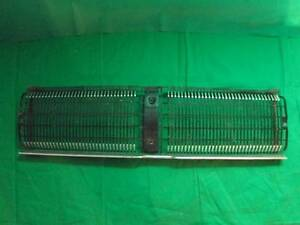 Center Grill 1967 67 Dodge Coronet Mopar Good Used