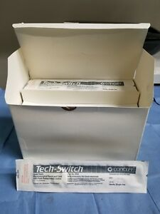 Tech switch Electrosurgical Pencil Hand Control W Electrode lot Of 10