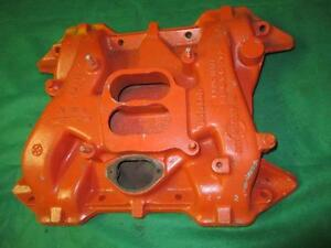 Intake Manifold 440 4 Barrel Good Used Mopar 3512501