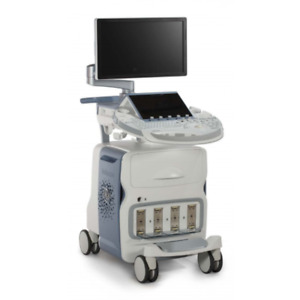 Ge Voluson E6 Bt16 3d 4d Ultrasound With Hdlive All Options Turned On