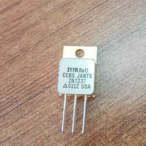 Ir Jantx2n7237 Power Field effect Transistor 11a I d 200v 0 52ohm