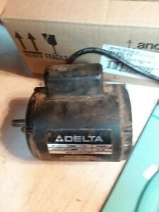 Delta 1 5 Hp 1725 Rpm Electric Motor