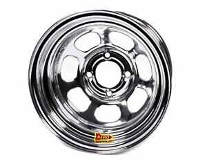 Aero Race Wheels 30 274230 30 series 13x7 In 4x4 25 Chrome Wheel