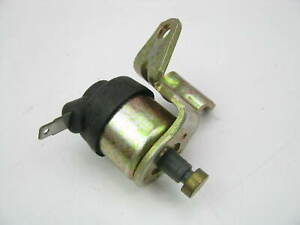 New Out Of Box Es5 Carburetor Idle Stop Solenoid 1973 77 Chevrolet 2 3l 140