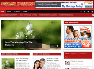 Save My Marriage Niche Blog Website Affiliate Income Free Hosting Setup