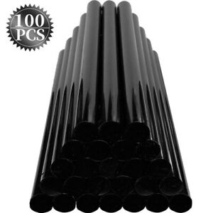 100pcs Sticks Strong Black For Glue Pulling Paintless Dent Repair Tools