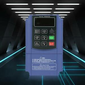 3 Phase Variable Frequency Drive Vfd Inverter Frequency Converter 3 75kw 380v