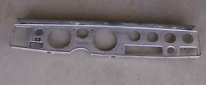 1979 1981 Pontiac Dash Bezel For Trans Am