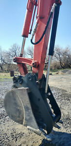 Kubota Excavator Thumb Kx71 Kx91 Kx121 U35 Hydraulic For Quick Connect Bucket