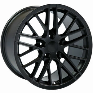 Black Wheel For 1993 2002 Chevy Camaro 18 X 9 Owh3992