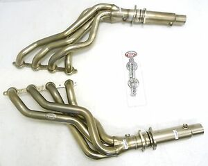 Stainless Maximizer Header For 2010 11 12 13 14 15 Chevrolet Camaro 6 2l Ls3