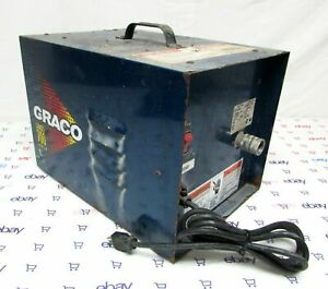 Graco Series 700 Hvlp Paint Sprayer