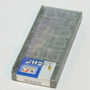 Ccgt 431 As Ic20 Iscar 10 Inserts Factory Pack