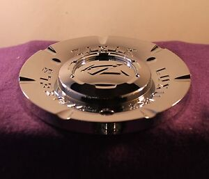 Zinik Chrome Custom Wheel Center Cap one Ms cap z171 Z16