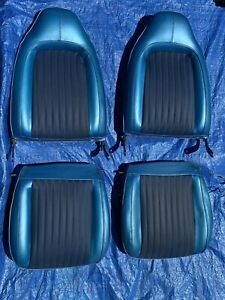 Barracuda Cuda Challender Dart Charger Roadrunnner Gtx Bucket Seats