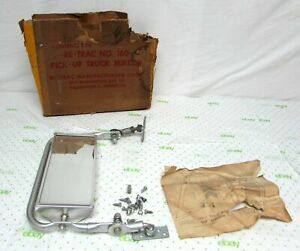 Vintage Nos Re Trac 160 Mirror Safety Strips Truck Van