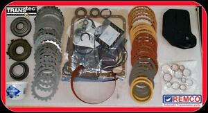 Gm 4l60e Rebuild Kit Transmission With 3 4 Red Cluthes Power Pack 1993 1997